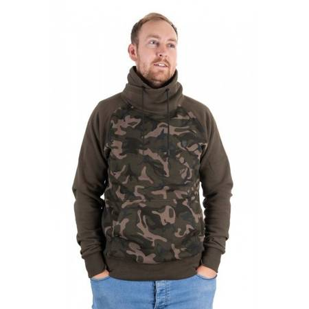 Bluza Fox High Neck Khaki \ Camo - L