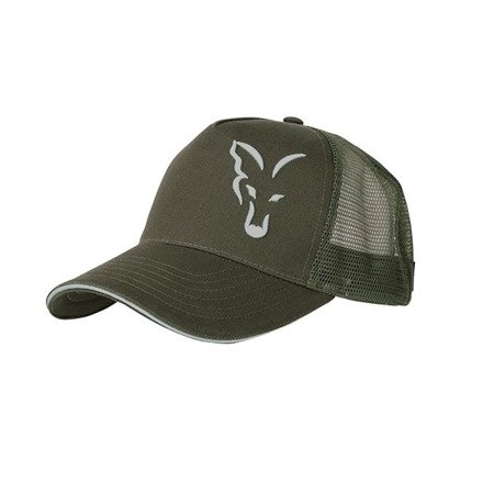 Czapka Fox Green & Silver Trucker Cap