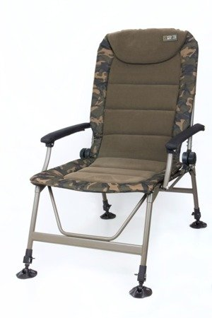 Fotel, krzesło wędkarskie FOX R3 CAMO Recliner