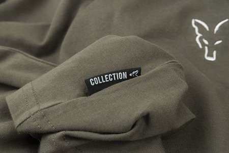 Koszulka FOX Collection Green & Silver T-shirt M