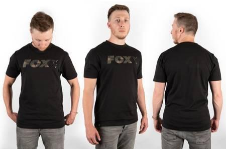 Koszulka Fox Chest Print Camo / Black T-Shirt L