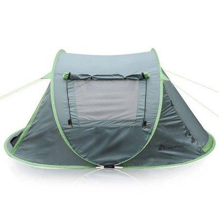 Namiot turystyczny Meteor KONGUR TAGH ciemny zielony