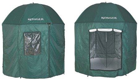 Parasol namiot z moskitierą KONGER 250 cm