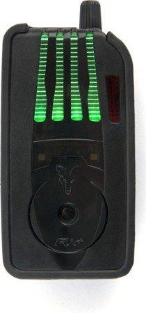 Sygnalizator brań Fox RX+ 2-Rod Presentation Set