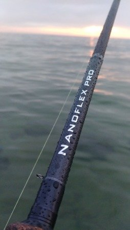 Wędka spinningowa DAM NANOFLEX PRO 3.00M / 30-80G