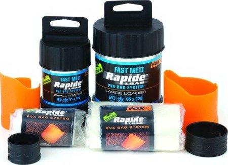 Zestaw do napełniania woreczków Fox Edges™ Rapide™ Load PVA Bag System - Fast Melt 85x140