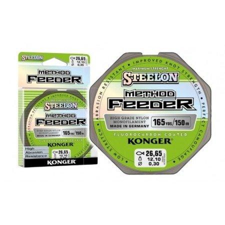 Żyłka Konger Steelon Method Feeder FC 0,28mm / 150m