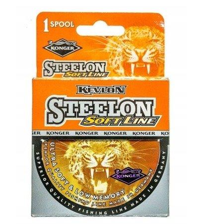 Żyłka Konger Steelon Soft Line 0,14 / 150
